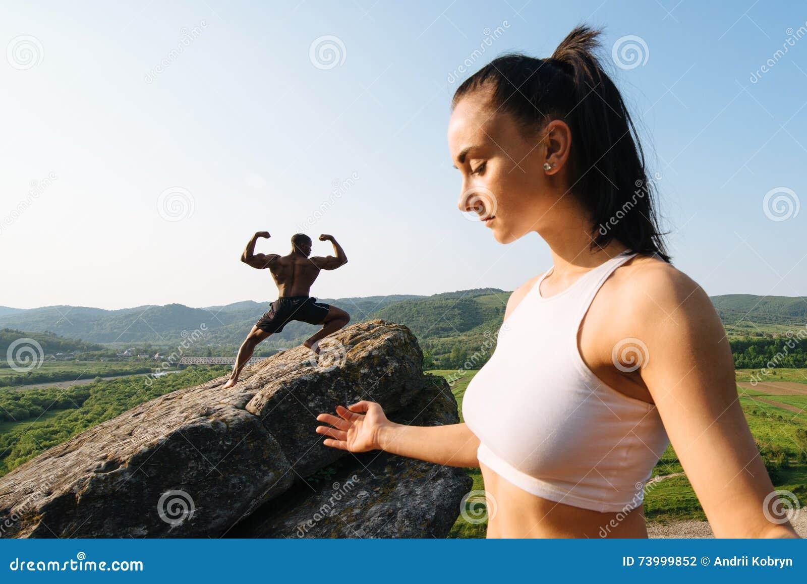 Man Seeking Brunette African Woman Appreciate