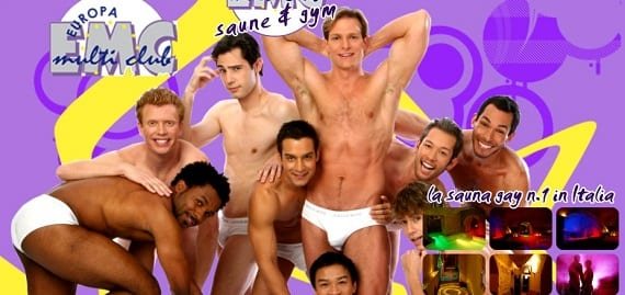 Gym Gay Europa Rome Saune Multiclub Emc Kastrup