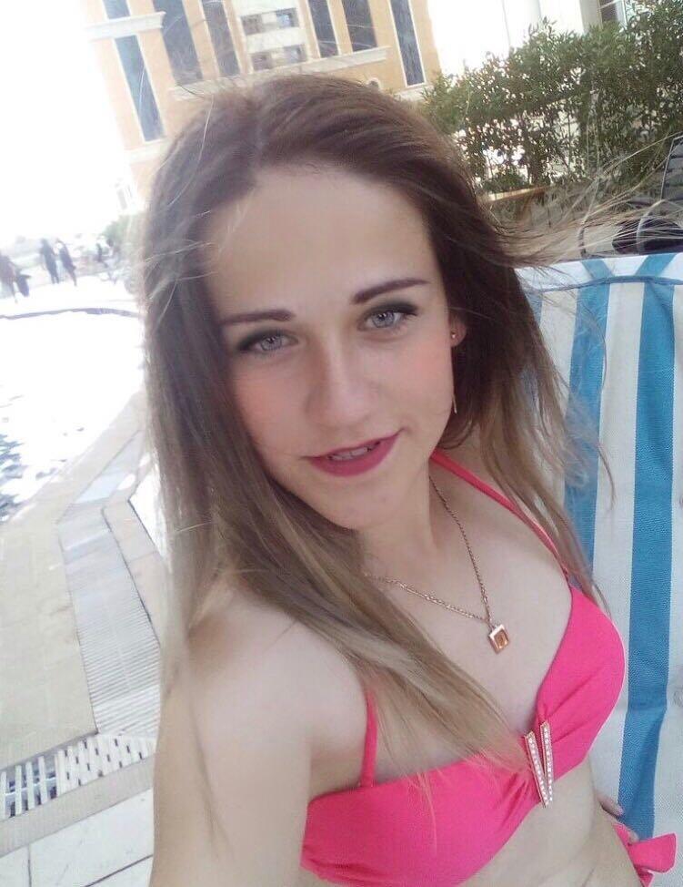 Sexy Alena Moscow Escort Agency