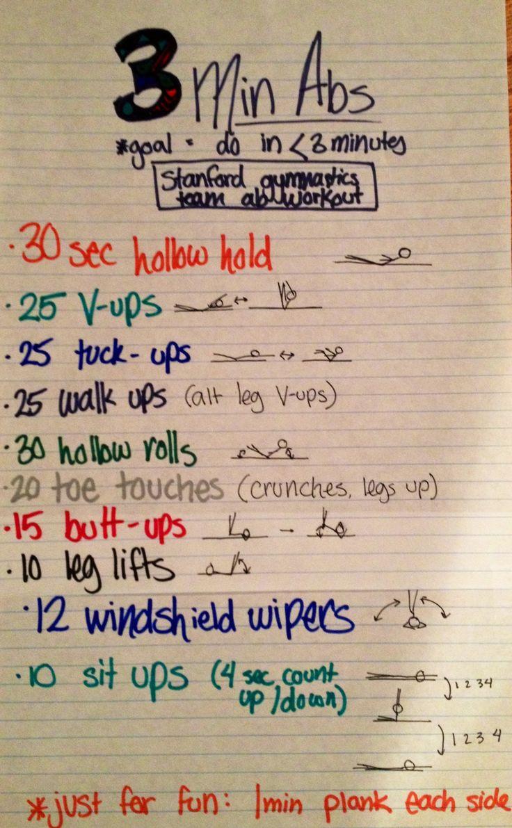 Minute 10 Girls 3 Minute Minimum Per