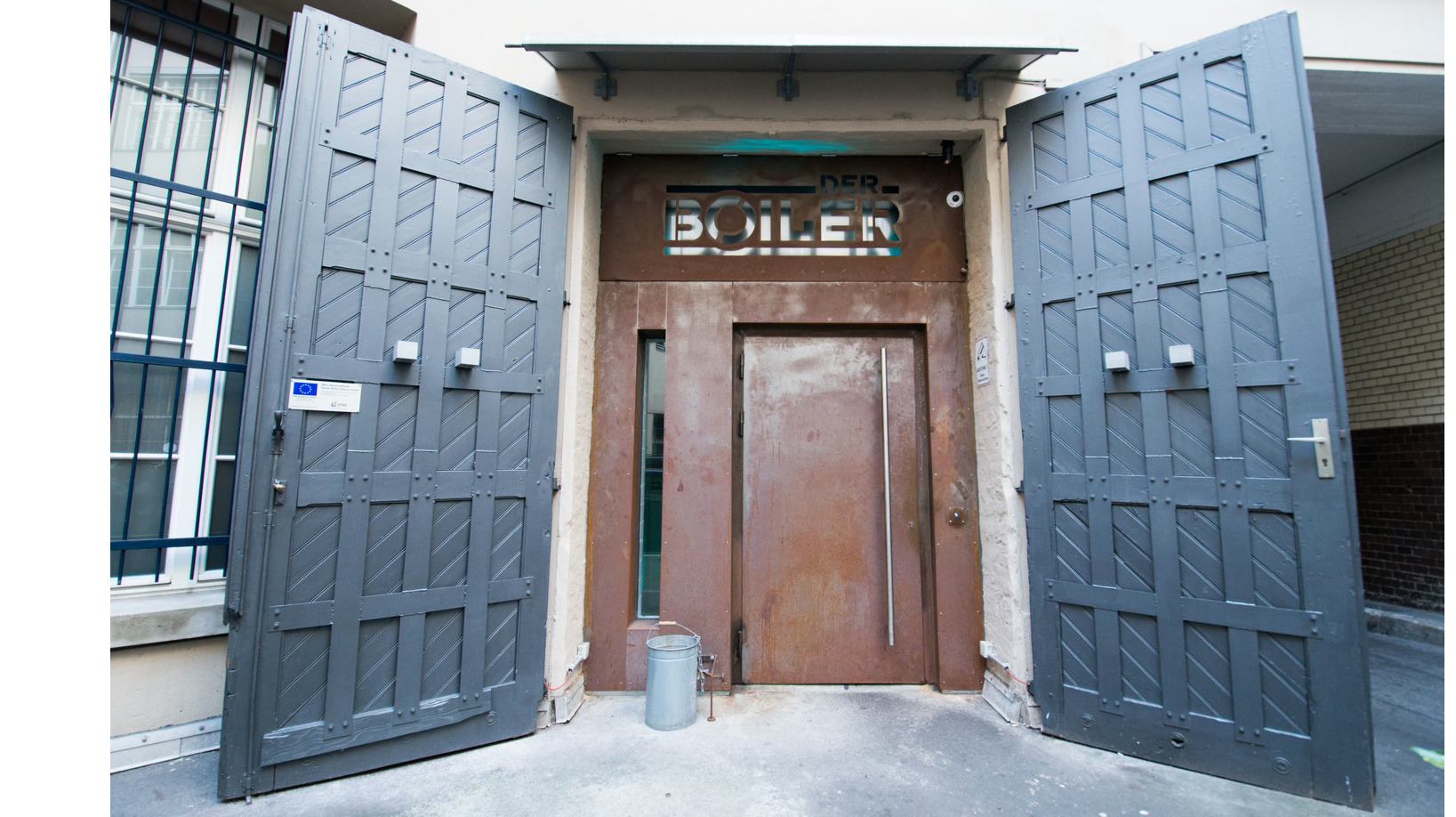 Der Boiler Sauna Berlin Gay