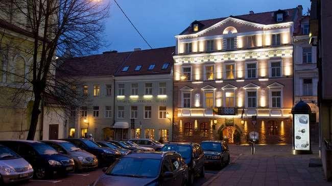 Feeldeluxe Hotels In Lithuania Love Vilnius