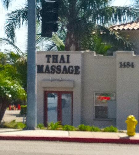 Thai Massage Ventura Phung