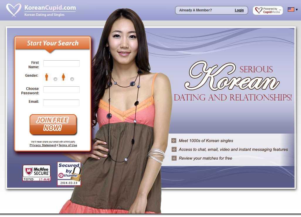 Korea Dating Sites