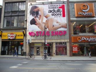 City Sex Shops Toronto Erotic