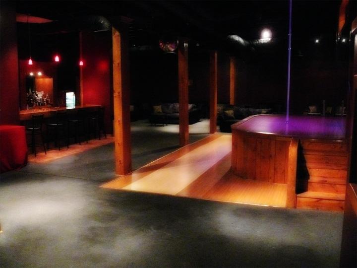 Visions New Orleans Strip Club