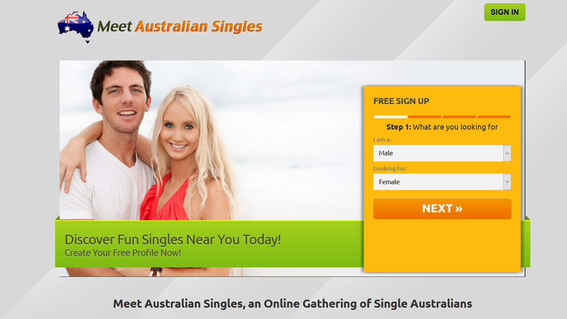 Online New Dating Site In Australia Free