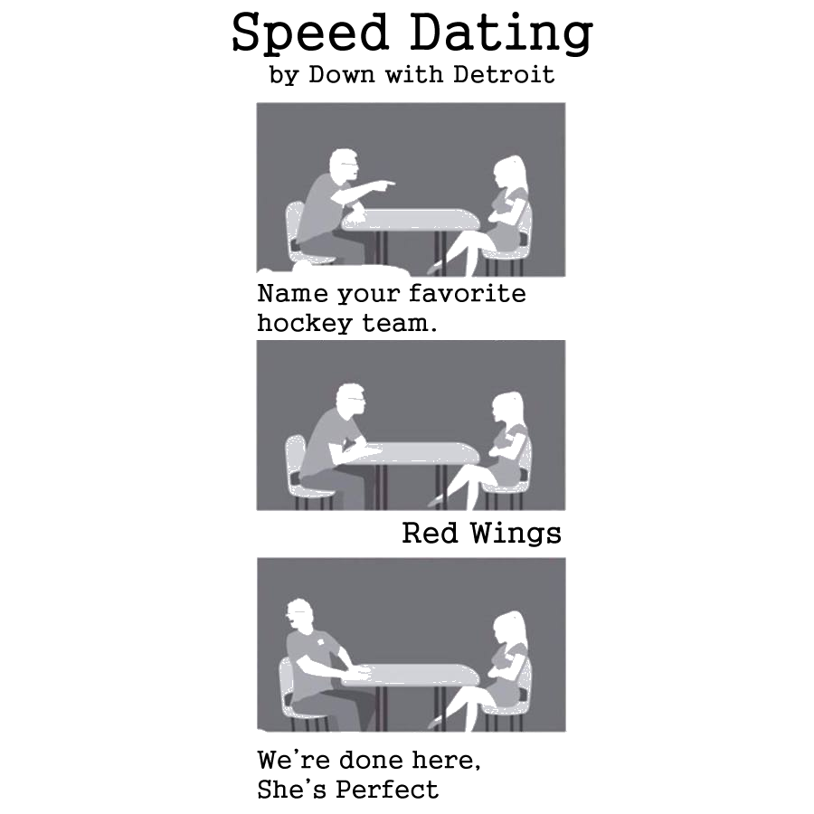 Detroit In Speed Spanish Dating