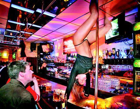 Missisaugga In Amsterdam Netherlands Strip Club