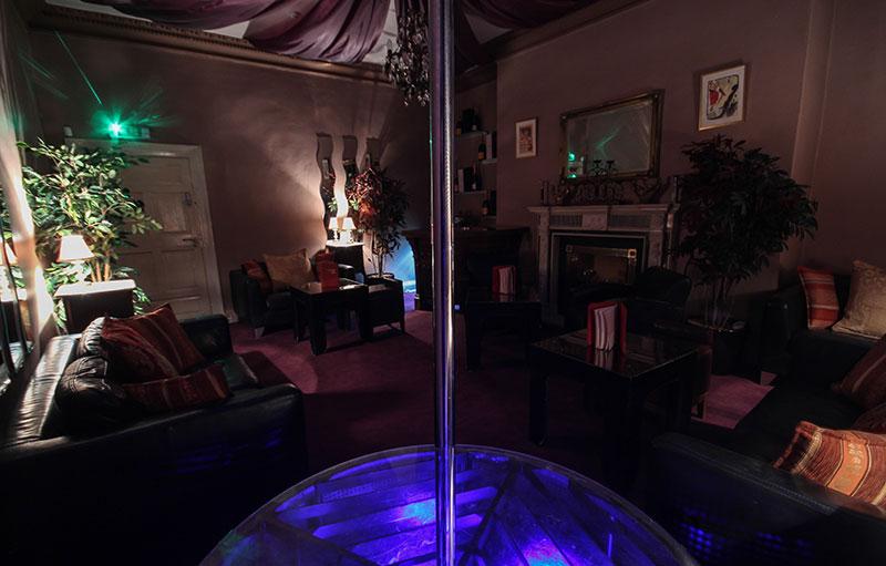 Strip Barclay Club Dublin