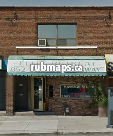 Parlors Toronto Elite Massage Traffic