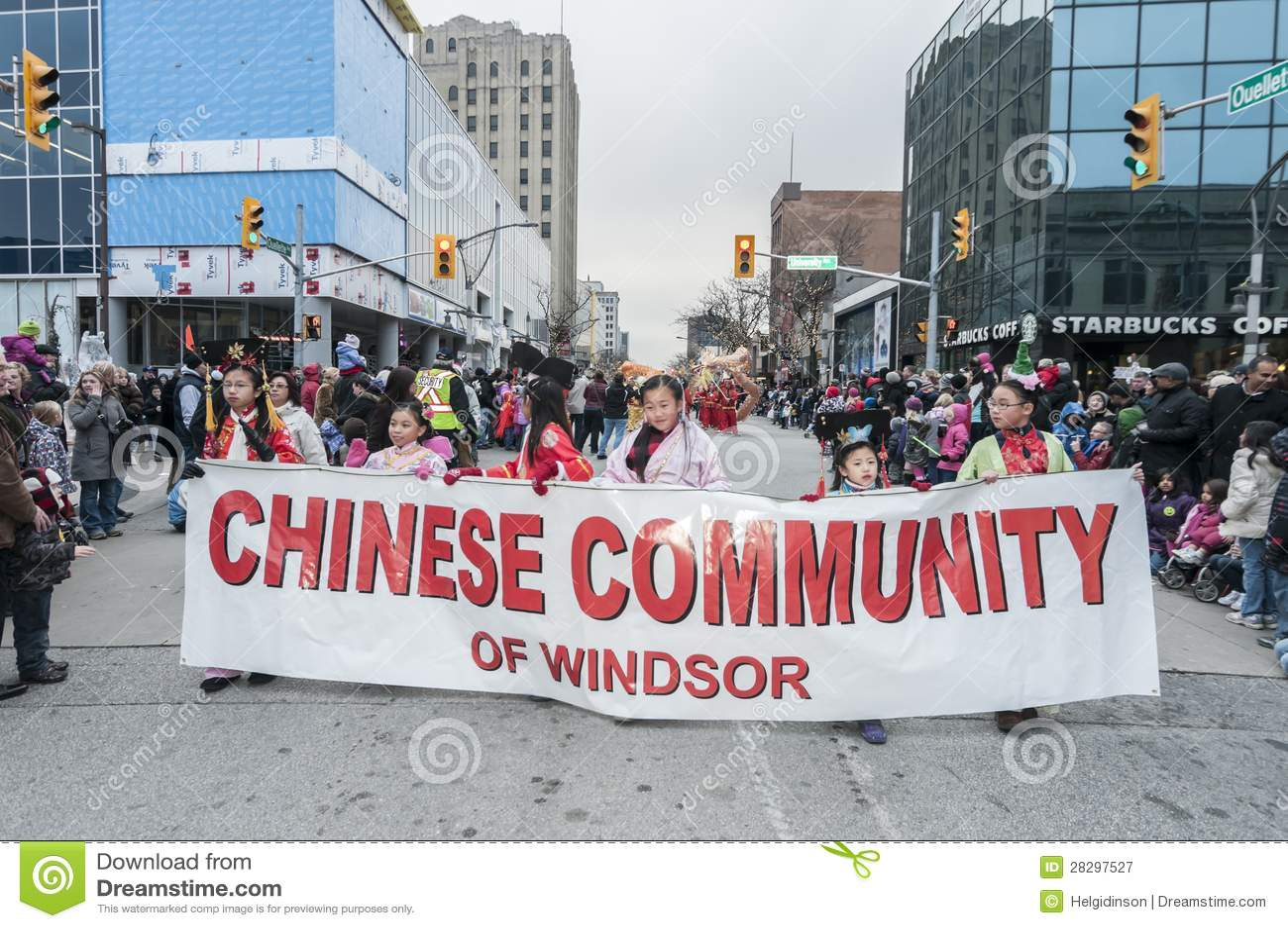 Them Windsor Canada In Man