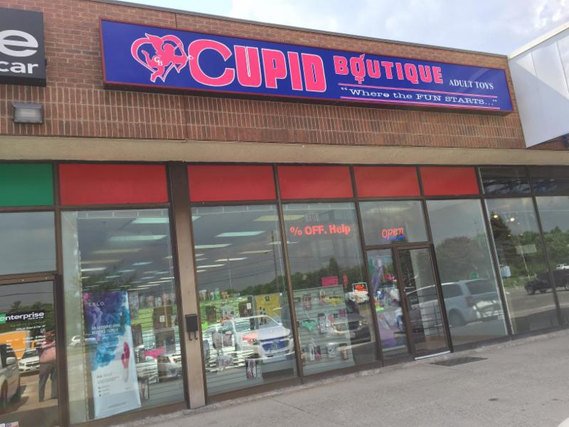 Toronto Cupid Boutique Adult Store Capriccio