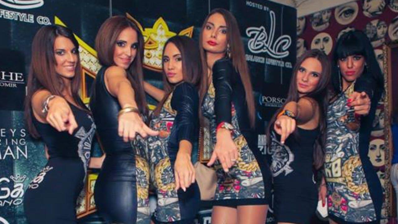 Vancou Croatia In Strip Club Zagreb