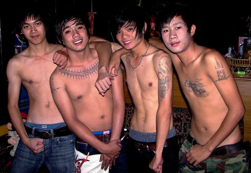 Gay Club In Thailand France