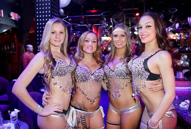 Strip club toronto on twitter