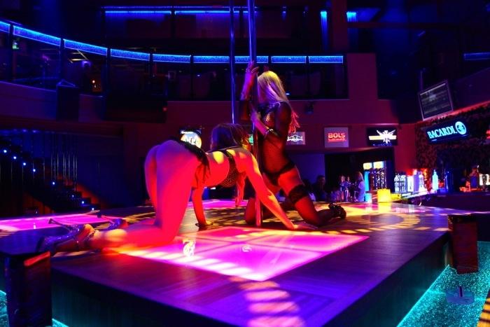 Vegas Gentlemens Night Club Warsaw Strip