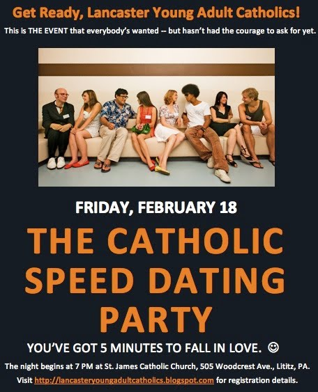 Spanish Catholic Speed Dating
