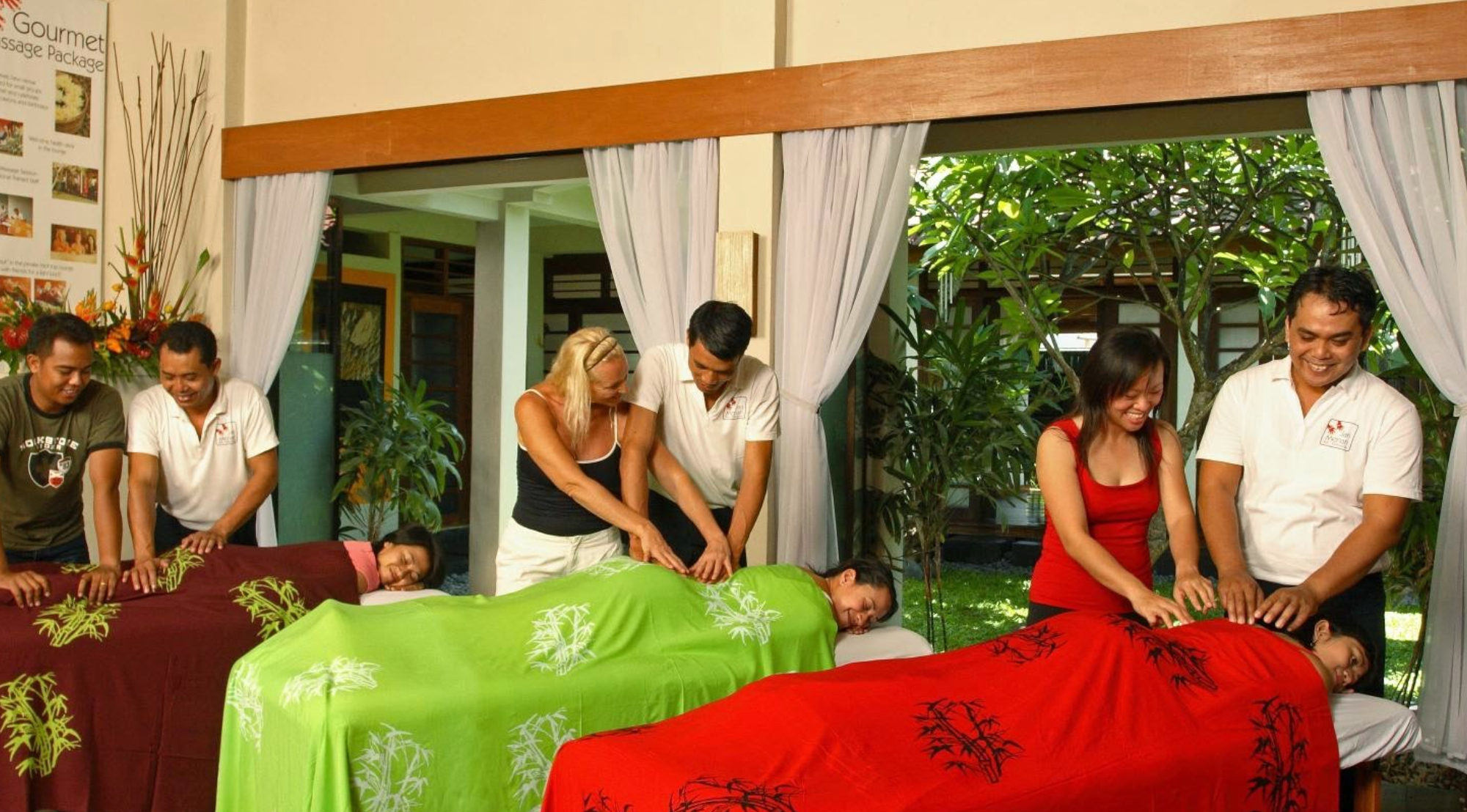 Massage Parlors In Bali Indonesia