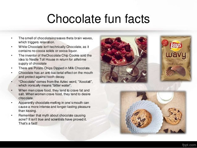 Facts Day Chocolate 8 Chocolate Fun For World And Love About