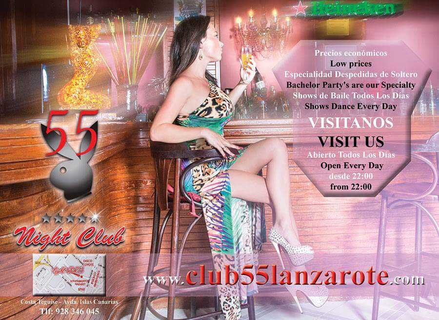 Victoria Night Club Lanzarote Brothels