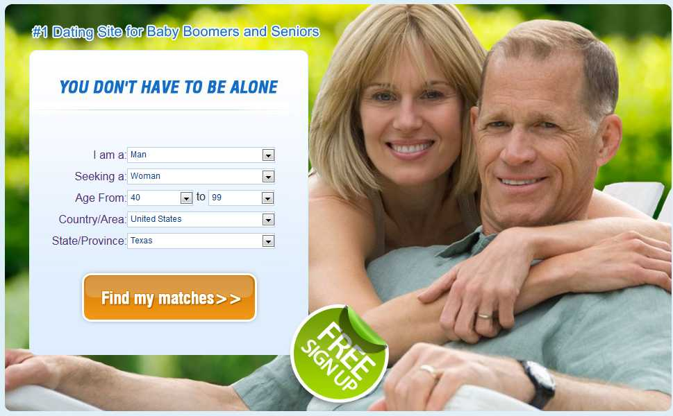 Seniors Dating Services Free
