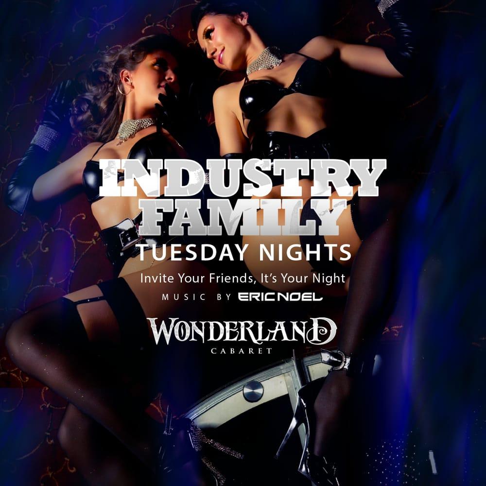 Fogoo Miami Strip Club Wonderland Canadian