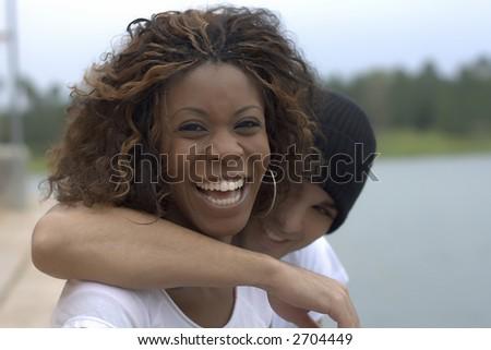 Brooklyn Interracial Looking Young A Couple Naik