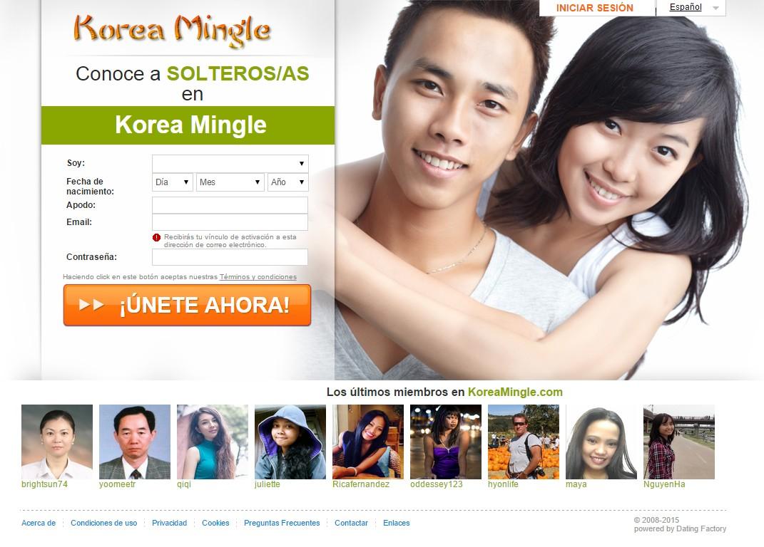 Bernice Korea Dating Sites