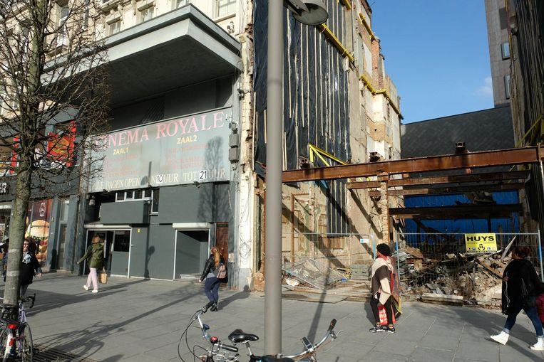 Antwerp Sex Shops Cinema Royal