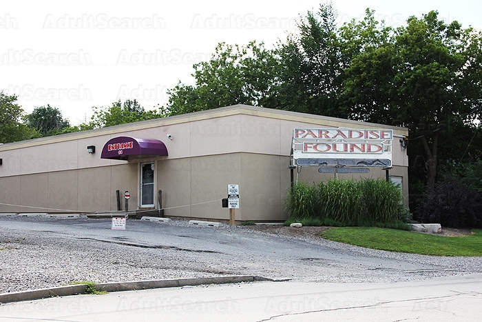 Paradise Found Syracuse Strip Club