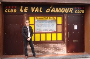 Damour Brussels Swinger Club Val