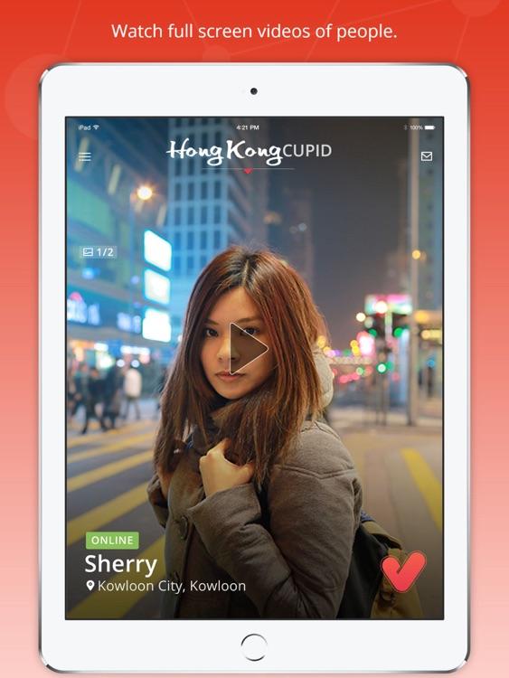 Kong Dating App Hong Reg