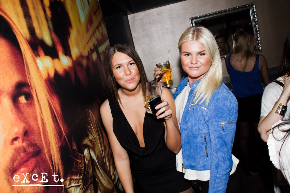 Owo Night In Sweden Stockholm Club Girls In