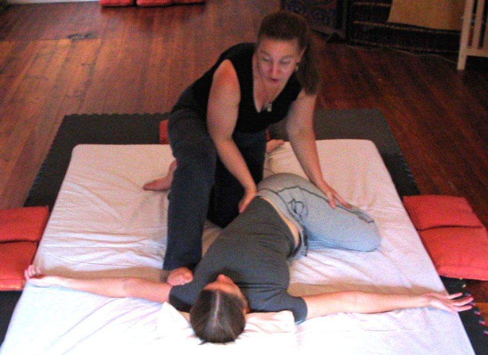 Massage Charlottesville Thai