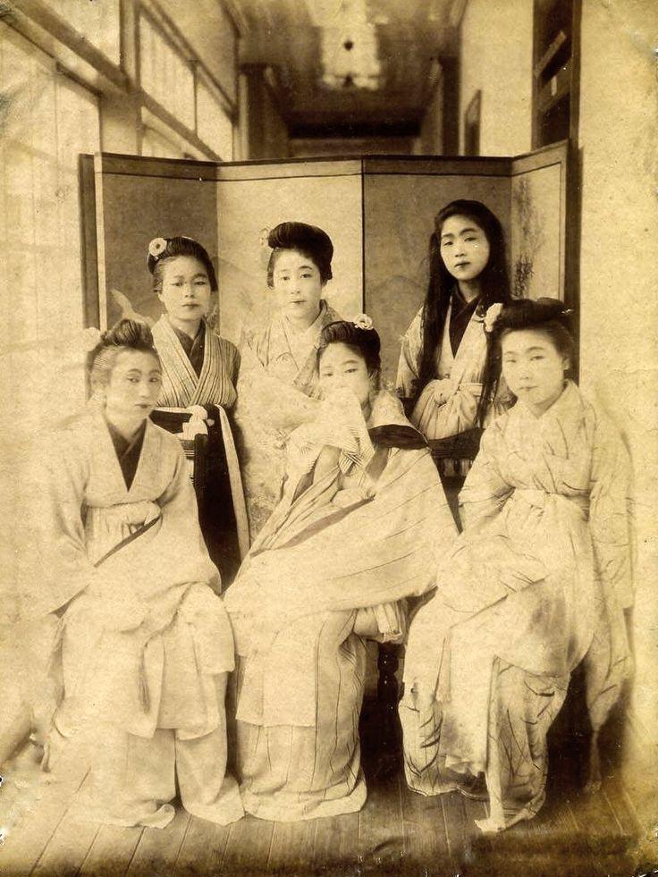 Japan Brothels In Yokohama
