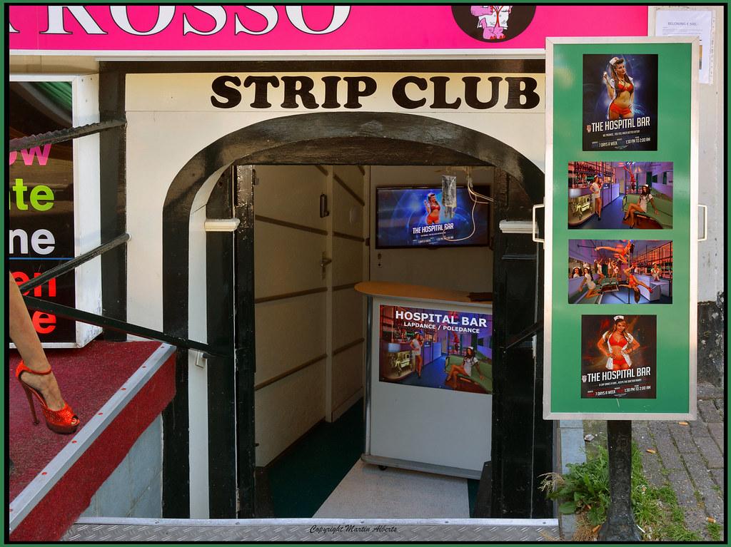 Amsterdam Strip Netherlands In Club Randy