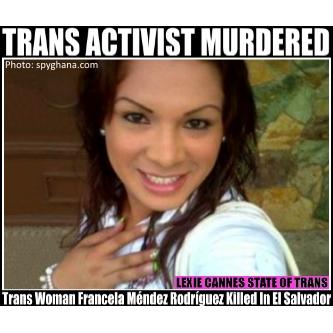 Meet Transgender Elsalvador