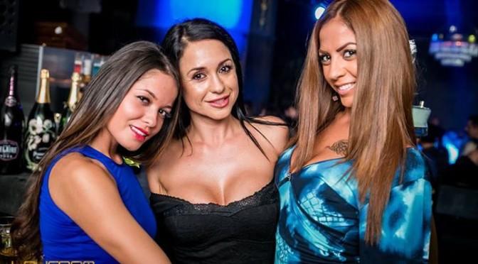 Club Sofia Girls Bulgaria In Night In