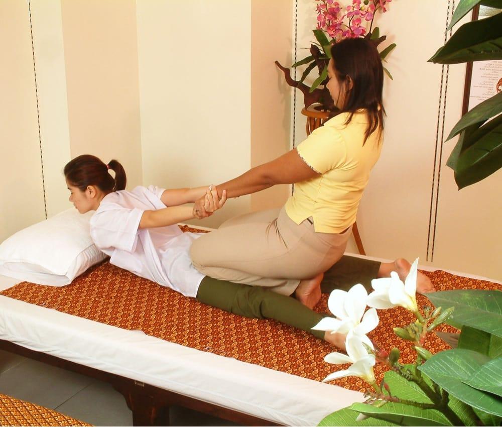 Thai Massage Utah