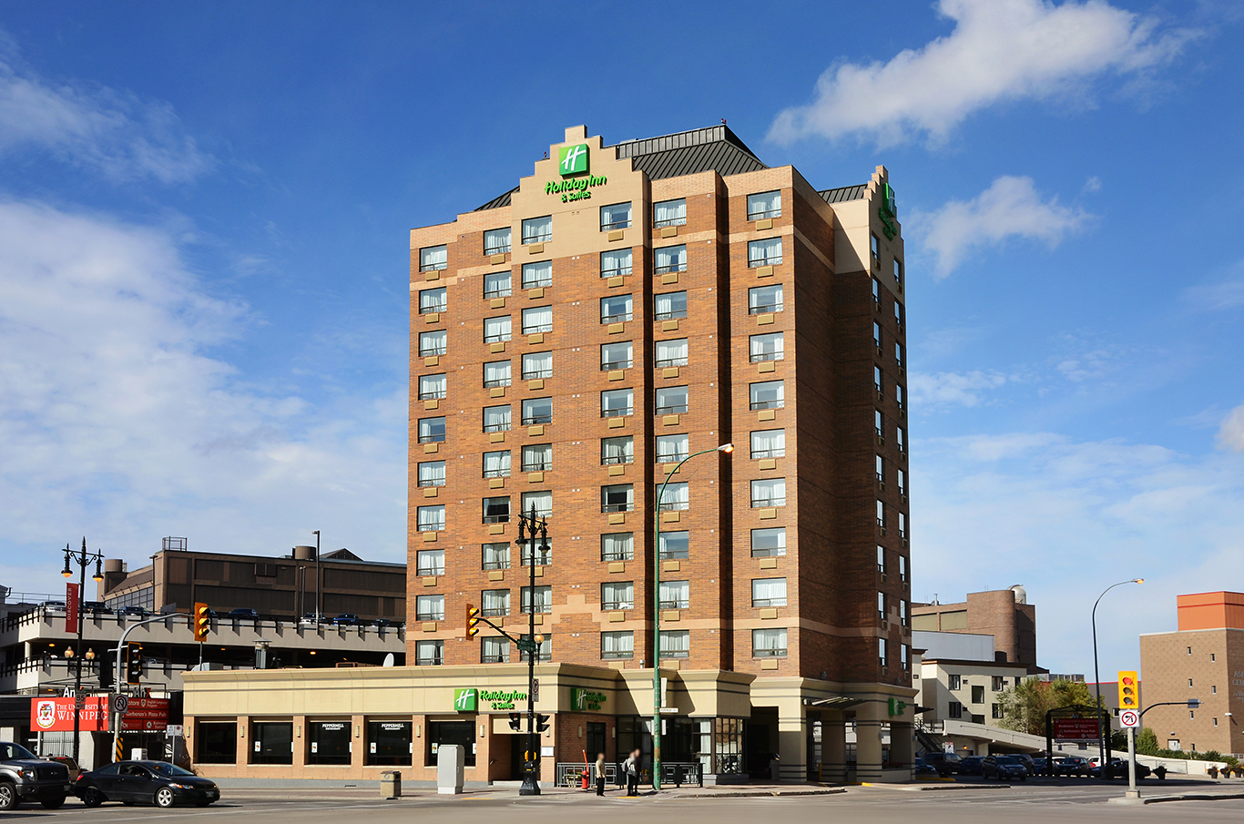 Dating Holiday Inn Downtown In Car
