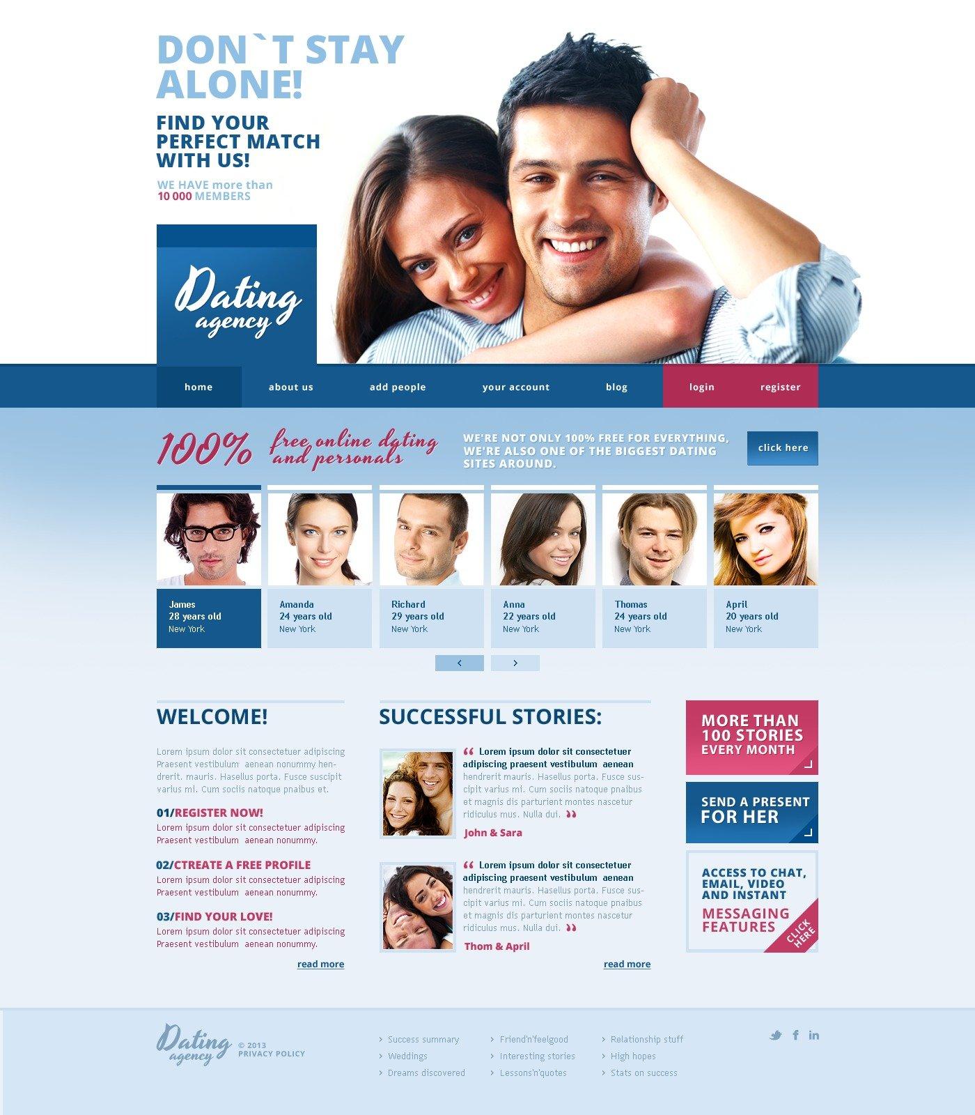Dating Website Free