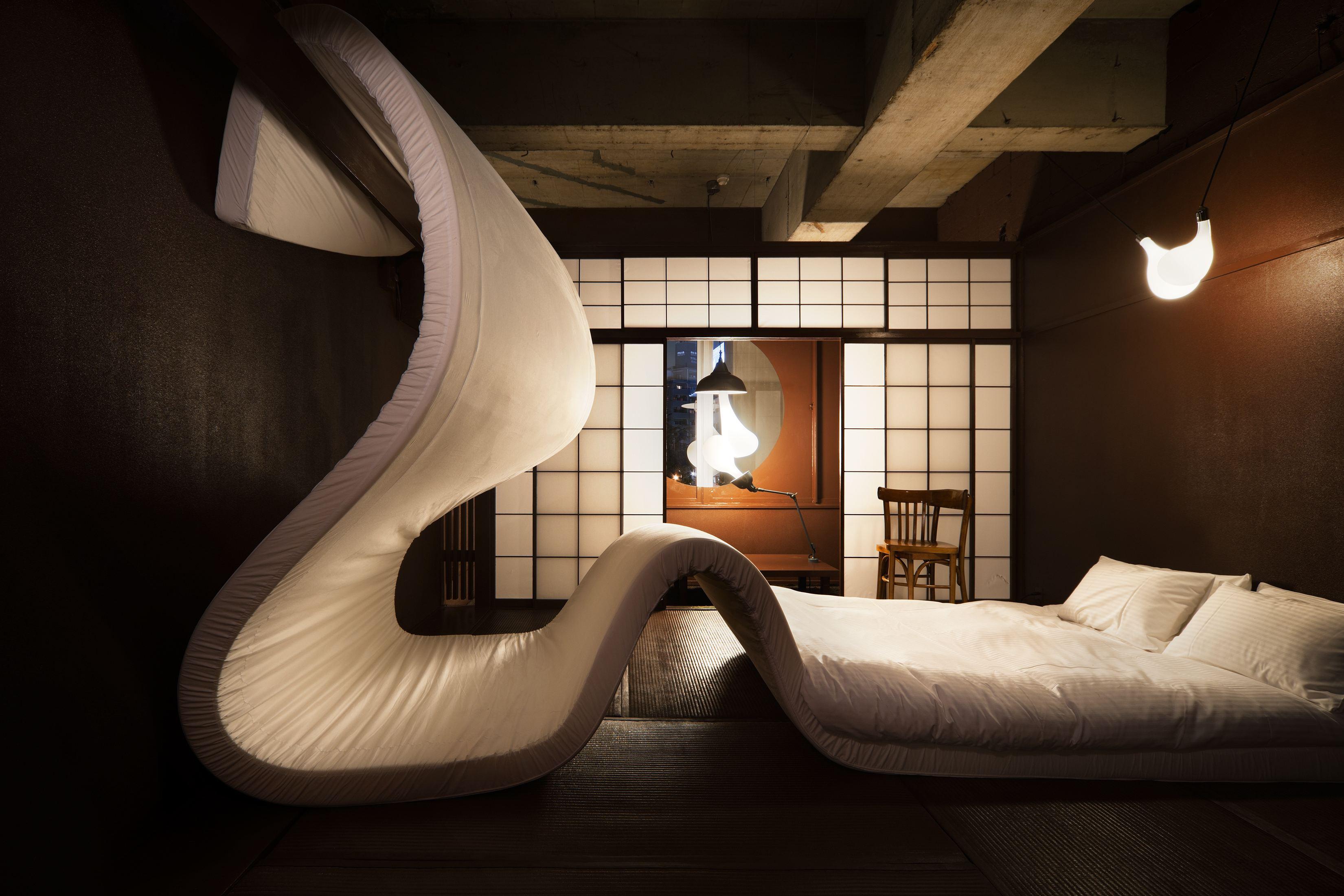 Tokyo Design Hotels Love Nox Hotel