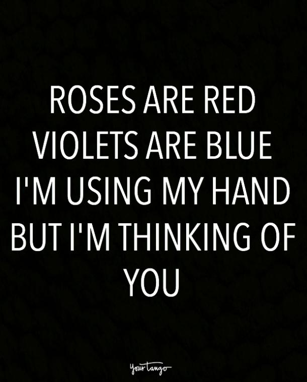 Want Red Blue Are Really Sex Violets Roses Sexbook