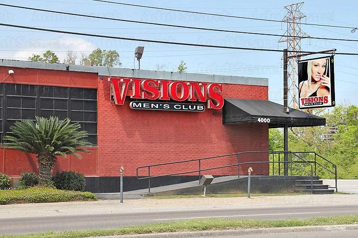 Strip Orleans Visions Club New