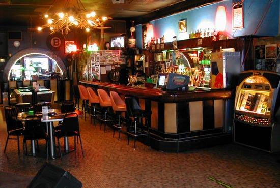 Templates Bar Club Melodie Vienna Night