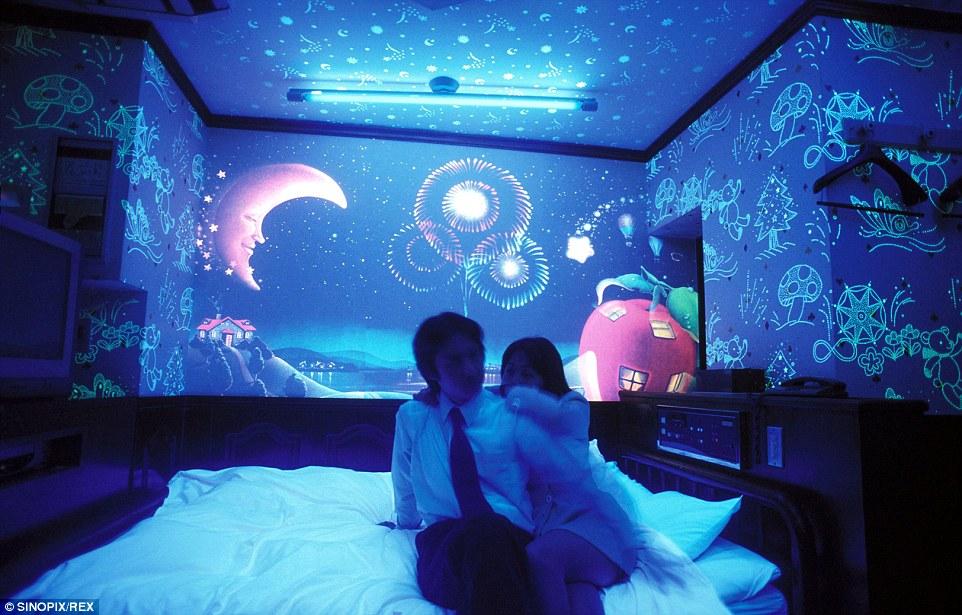 Hotels Cinema Love Cast Inn Tokyo