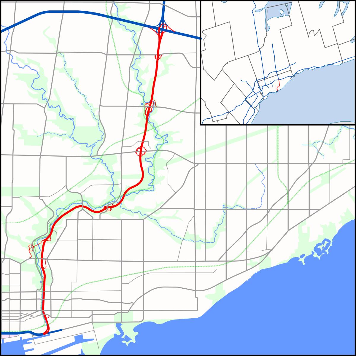 E Ave Escort Don Parkway Eglington Dvp Toronto Valley