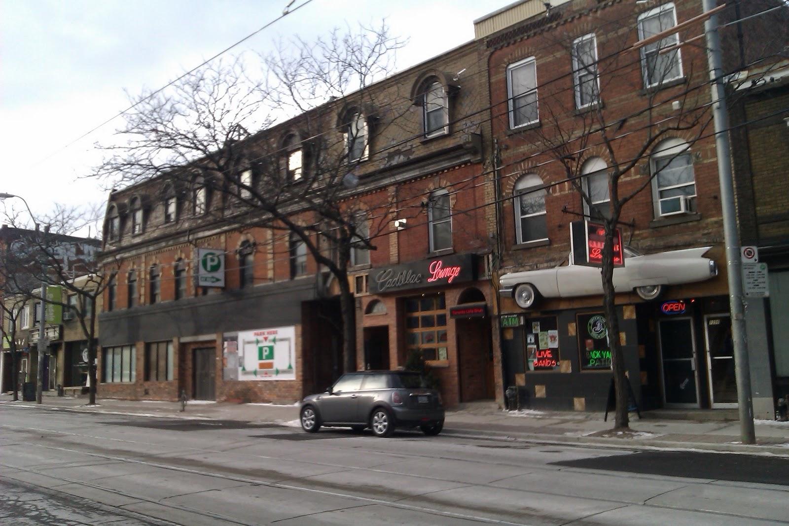 Parkhurst Parkdale Car In Escort Torontowest