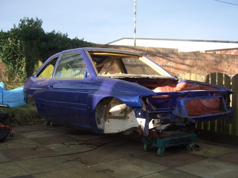 Anny In Car Pickering Escort Bull